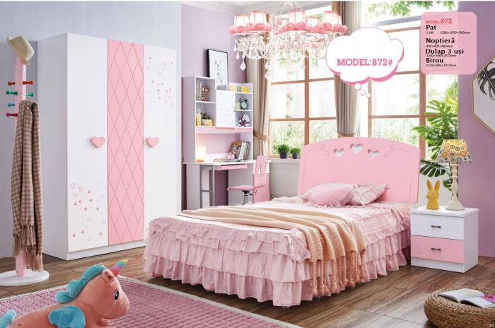 Set mobilier dormitor fete Ballerina 0