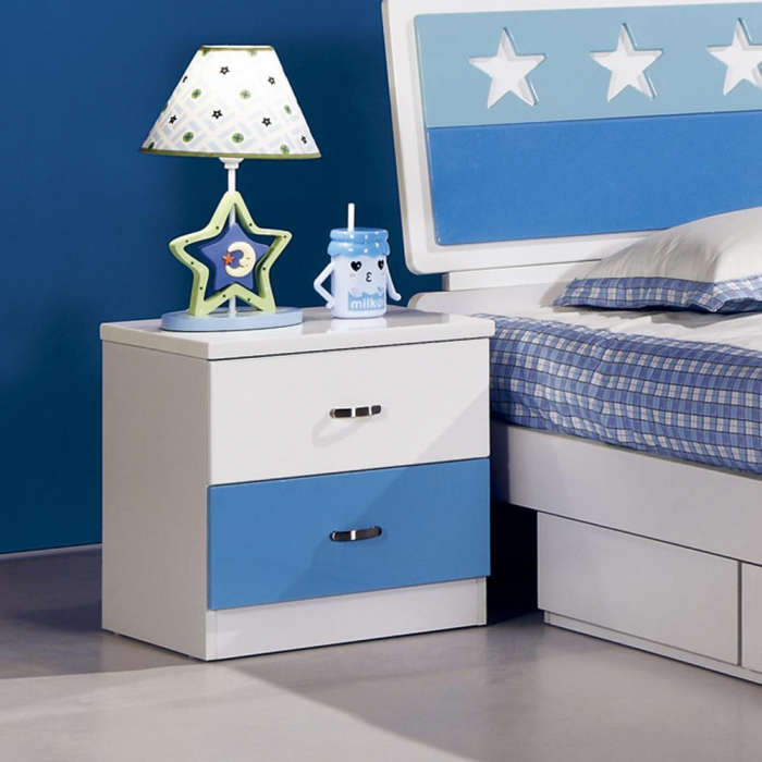 Set mobilier camera copii  Stars 4 piese 8