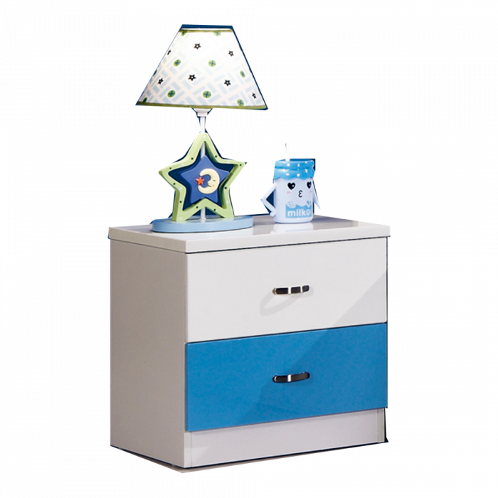 Set mobilier camera copii  Stars 4 piese 7