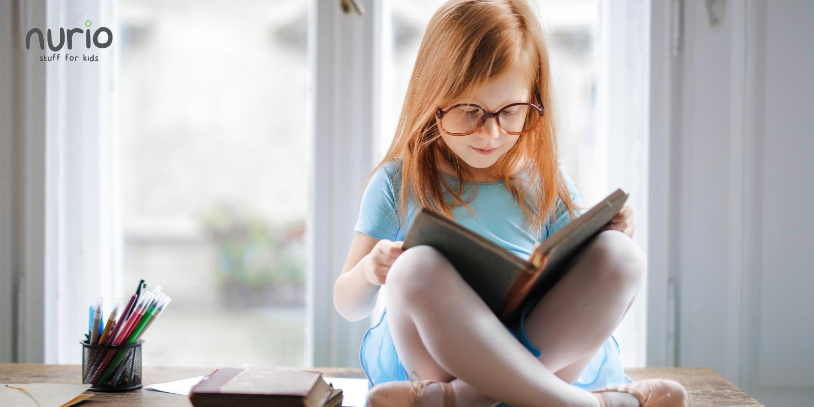 Lectura pentru cei mici