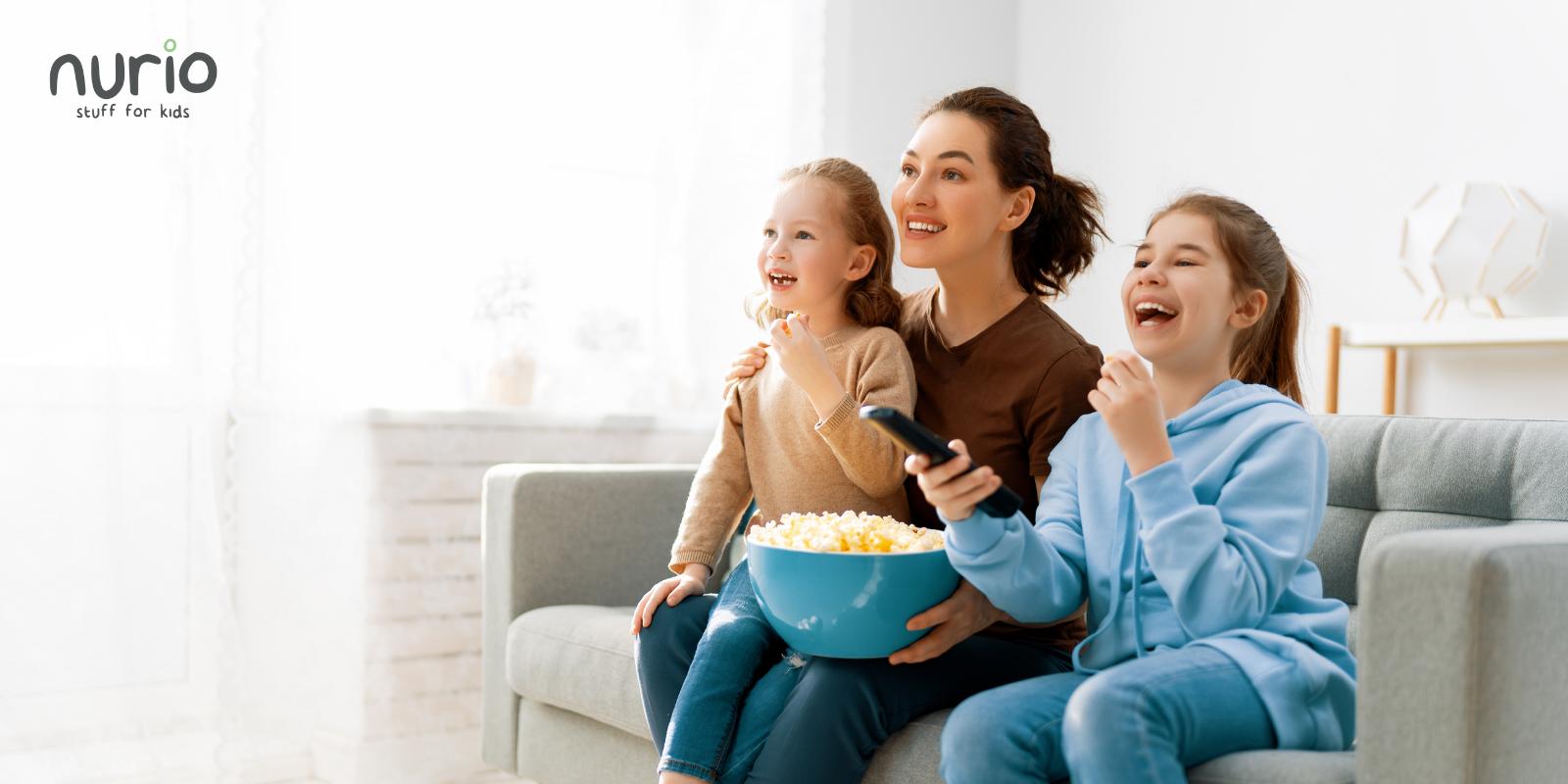 Cele mai frumoase filme pentru copii...și părinți