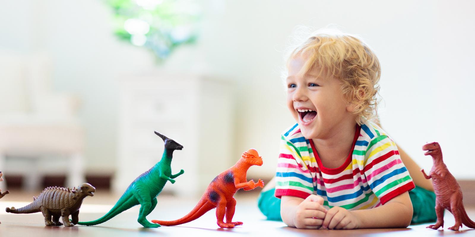Rolul jucariilor in viata copiilor