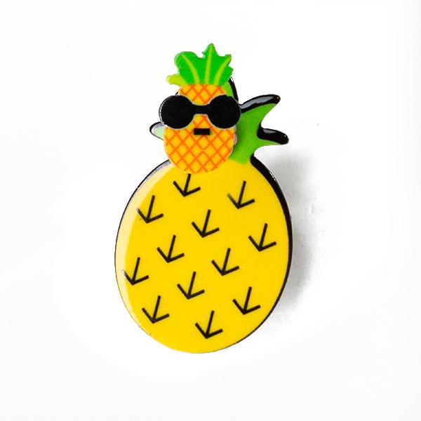 Agrafa par tip ananas cu antena 0