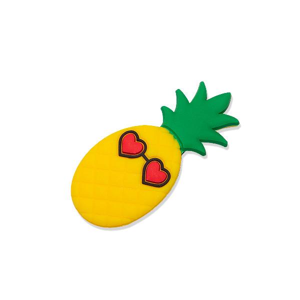 Agrafa par din silicon tip ananas [0]