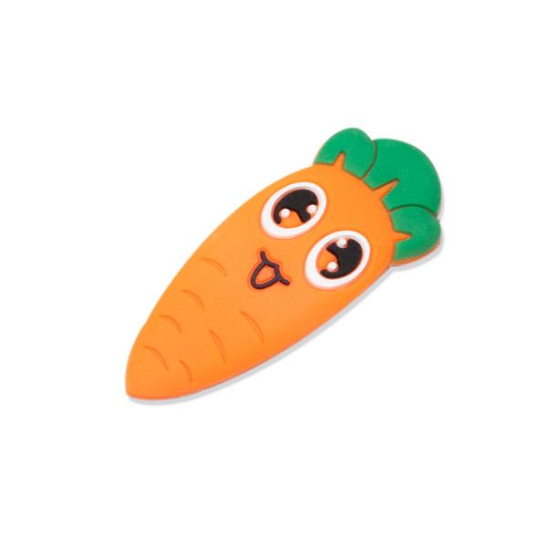 Agrafa par din silicon tip morcov [0]