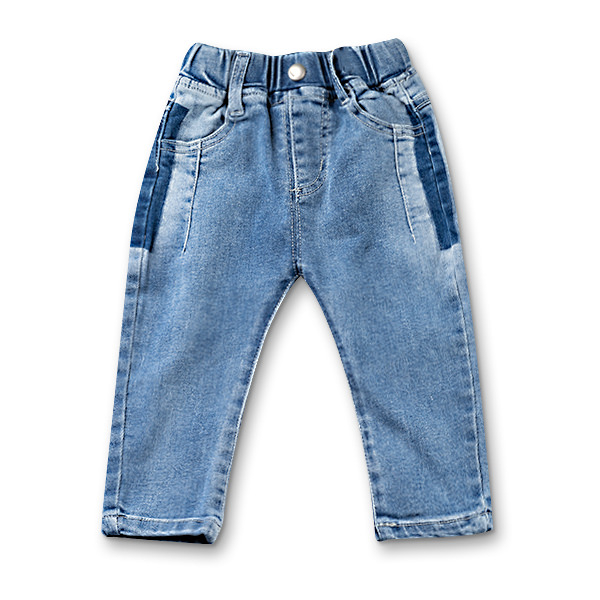Pantaloni denim baieti 0