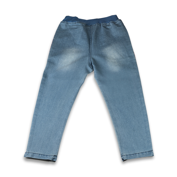 Pantalon Denim 4