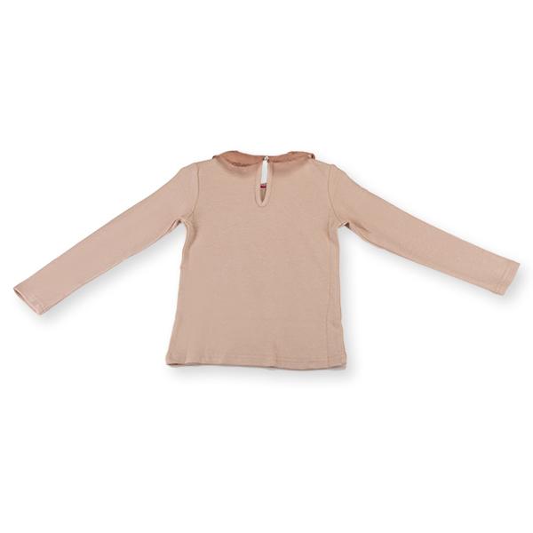 Bluza eleganta bej cu paiete 5