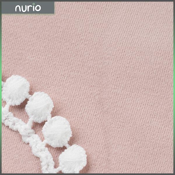 Bluza roz cu inimioara si fundita 1
