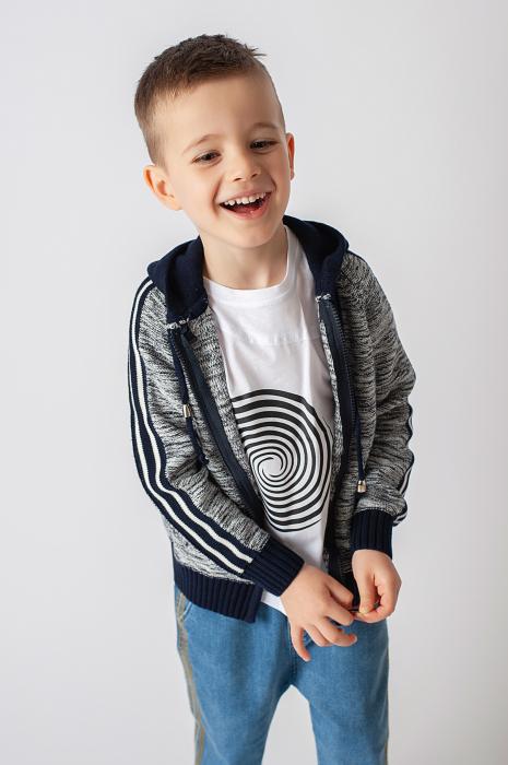Cardigan din tricot [0]