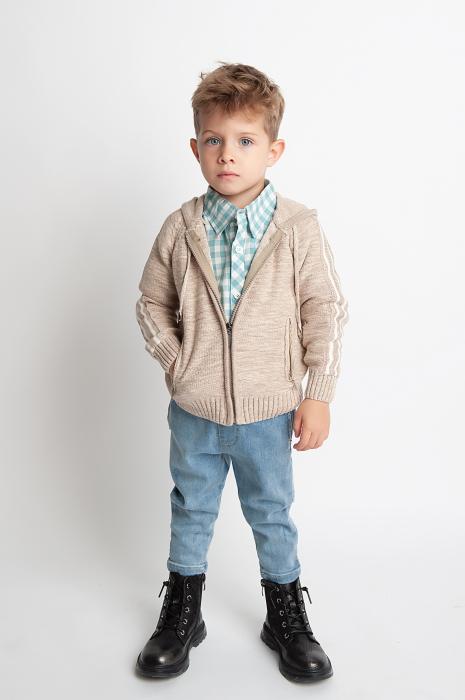 Cardigan din tricot 1