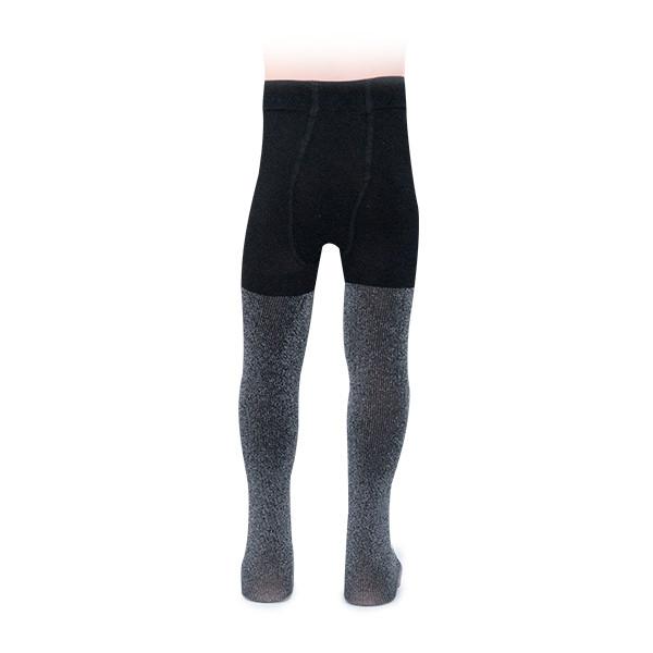 Ciorapi negri cu fir lame 1