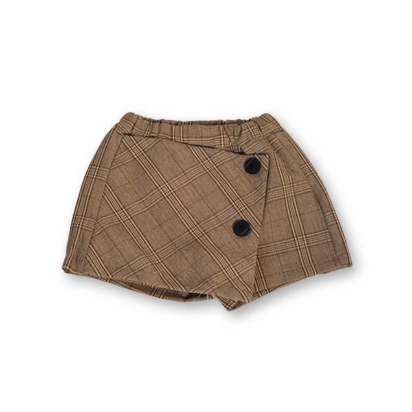 Fustă Pantalon in Carouri 4