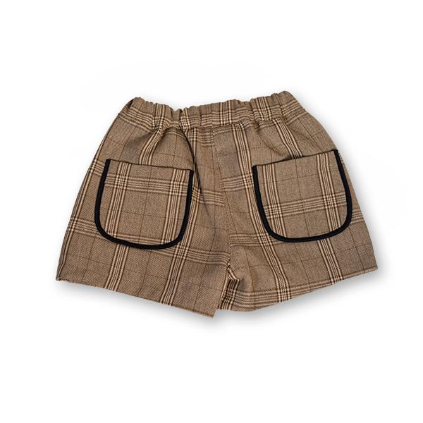 Fustă Pantalon in Carouri 5