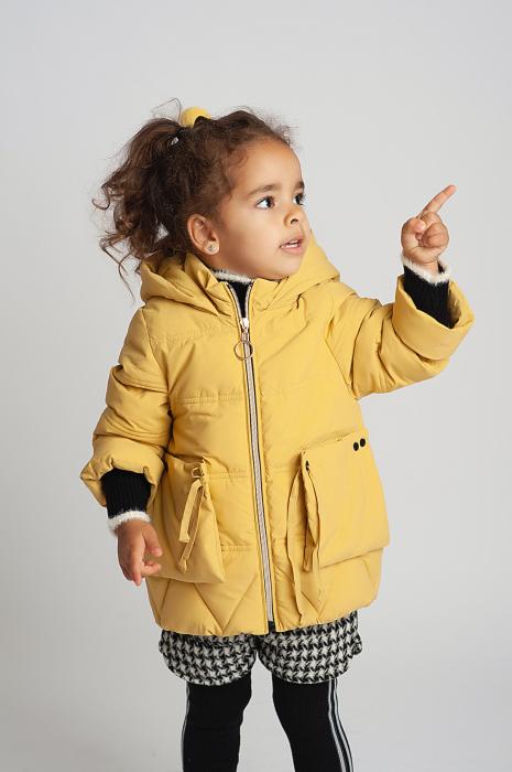 Jachetă cu Puf 2
