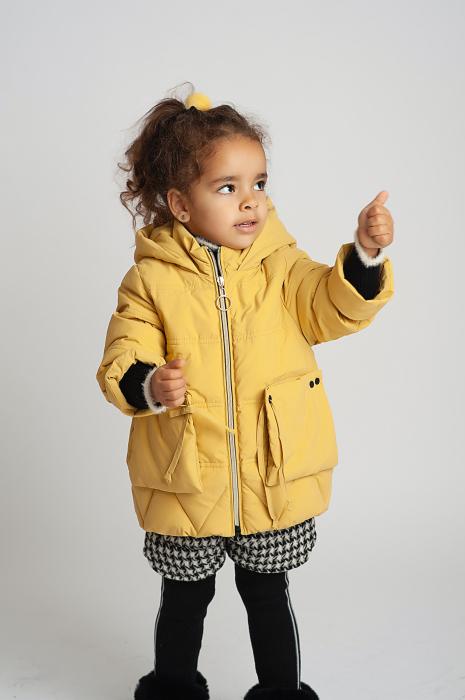 Jachetă cu Puf 1