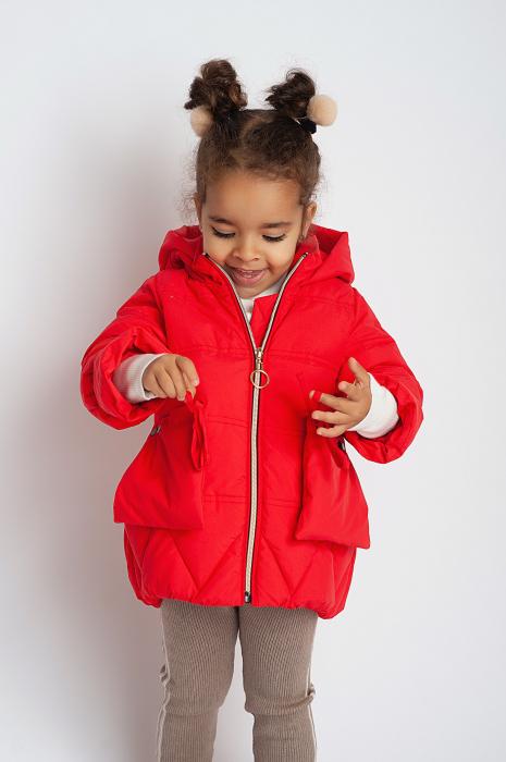 Jachetă cu Puf 5