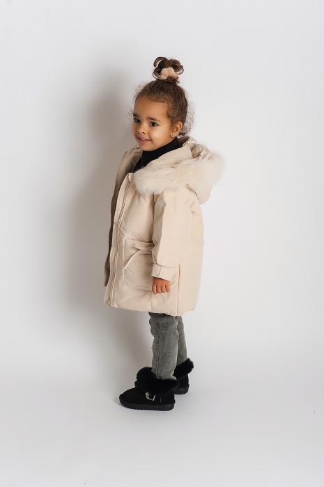 Jachetă cu Puf 3