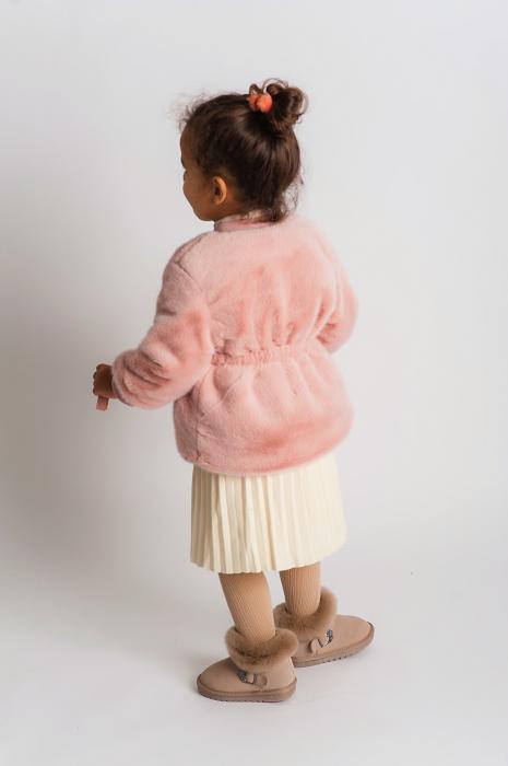 Jachetă din Imitație de Blană 3