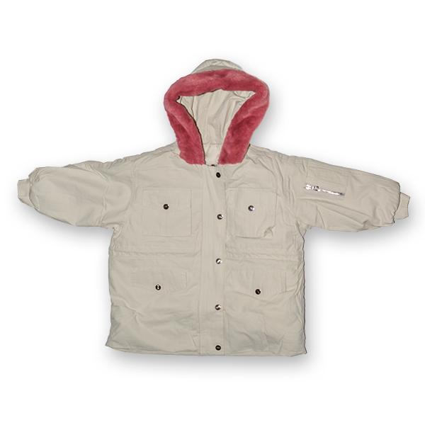 Jachetă Lungă Căptuşită 0
