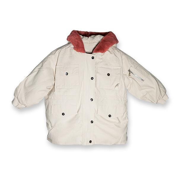Jachetă Lungă Căptuşită 1