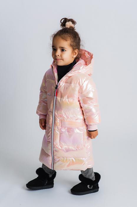 Jachetă Lungă cu Puf 1