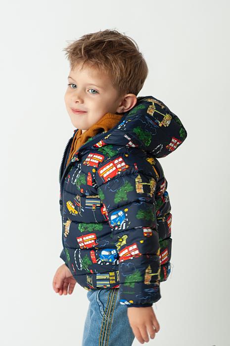Jachetă Matlasată Groasă 0