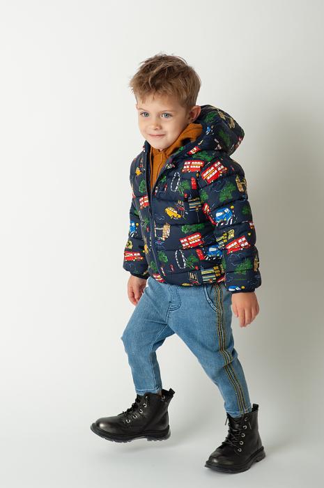 Jachetă Matlasată Groasă 2