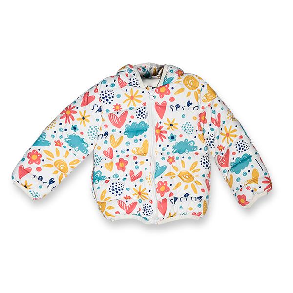 Jachetă Matlasată Groasă 1