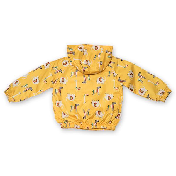 Jachetă subtire cu gluga 6