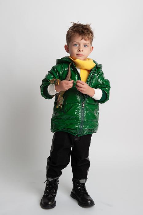 Jachetă cu Puf 4