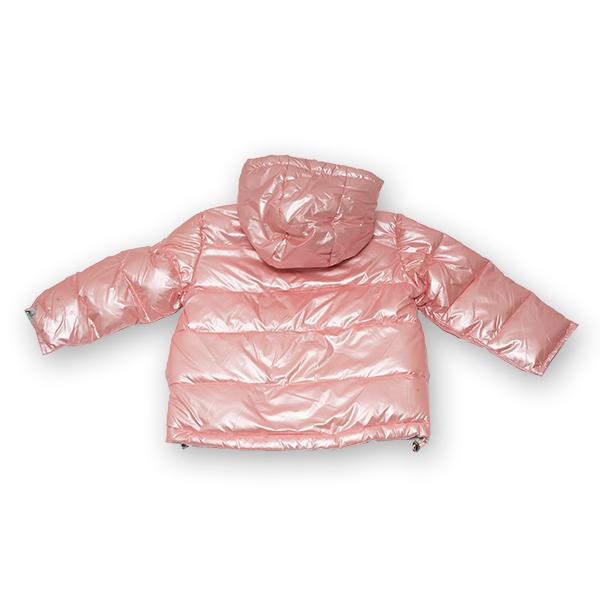 Jachetă Cu Puf  Reversibilă Cu Glugă 3
