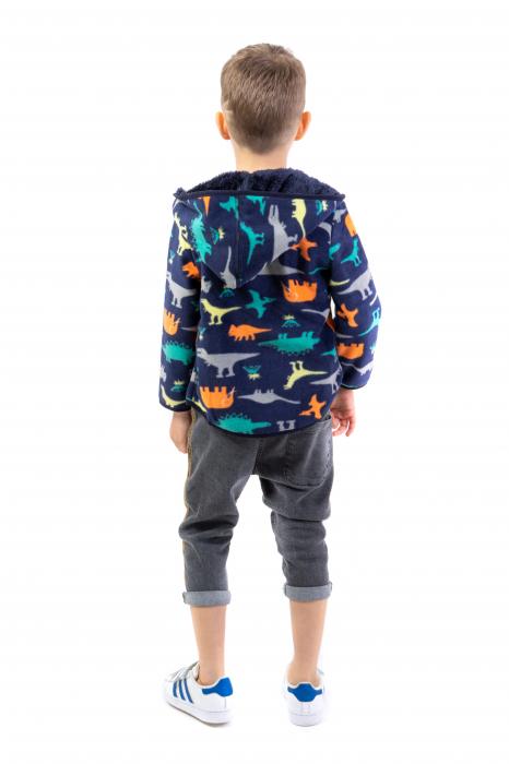 Jachetă groasa fleece 2