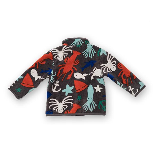 Jachetă groasa fleece 4