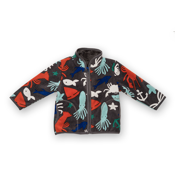 Jachetă groasa fleece 3