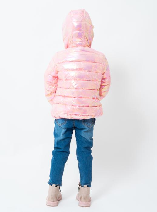 Jachetă Matlasată Cu Glugă [1]