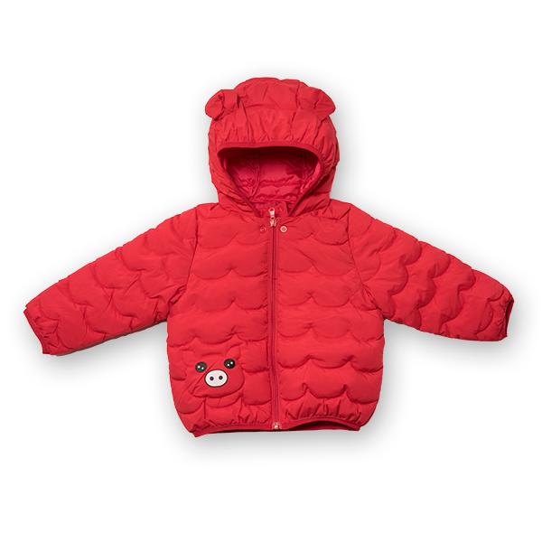 Jachetă Matlasată Cu Glugă [4]