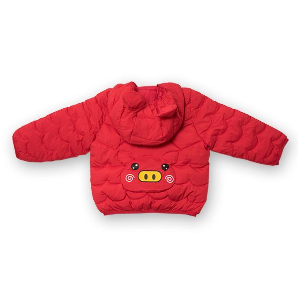 Jachetă Matlasată Cu Glugă [5]