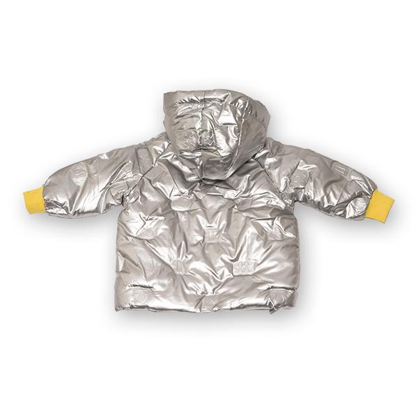 Jachetă Matlasată Cu Glugă 1
