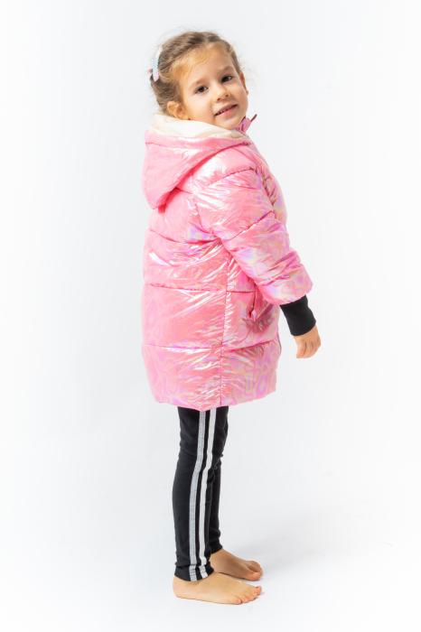 Jachetă Matlasată Cu Glugă 7