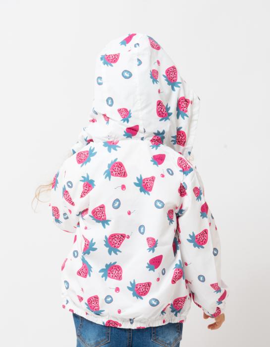 Jachetă subtire cu gluga [3]