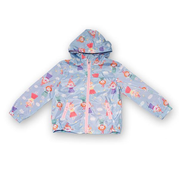 Jachetă subtire cu gluga 3