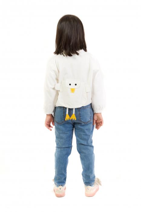 Jacheta cu buzunar la spate [2]