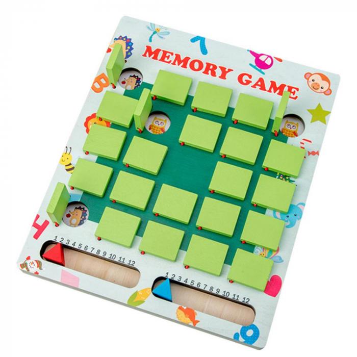 Joc din lemn de memorie 0