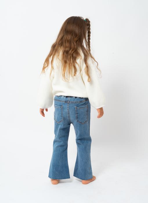 Pantalon din Denim 2