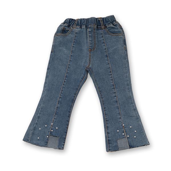 Pantalon din Denim 4