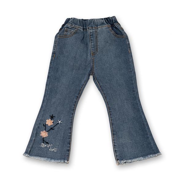 Pantalon din Denim [8]