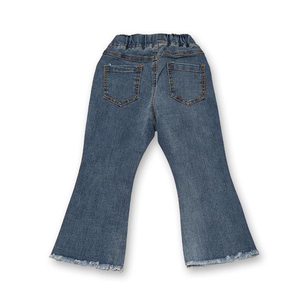 Pantalon din Denim [9]