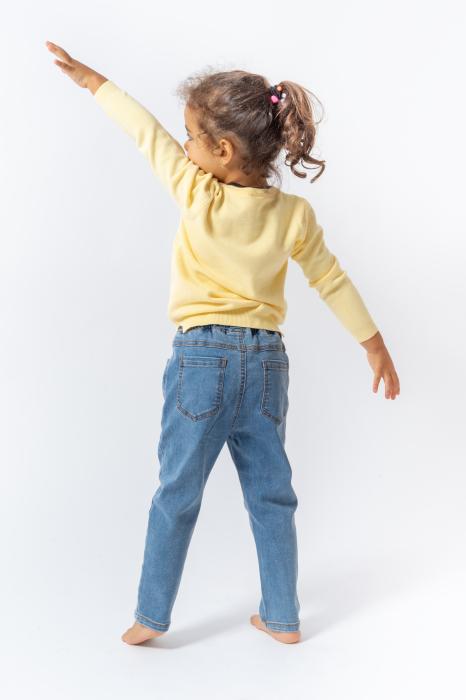Pantalon din Denim 3