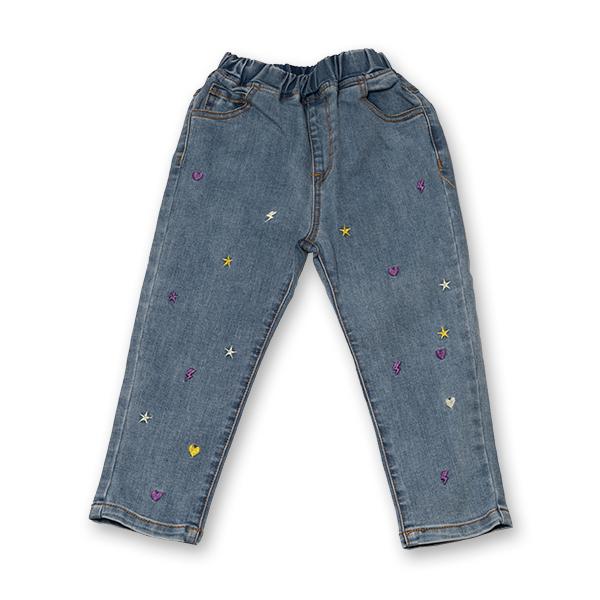 Pantalon din Denim 5